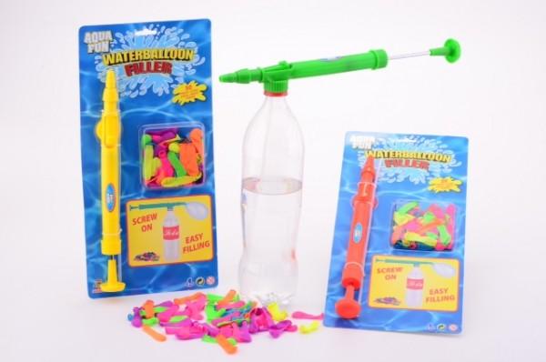 Wasserbombenfüller für PET Flasche
