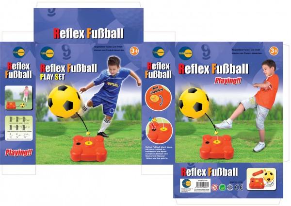 Reflex Fußball