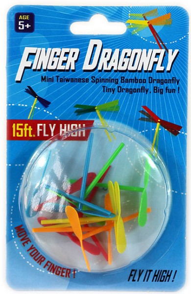 Finger Dragonfly