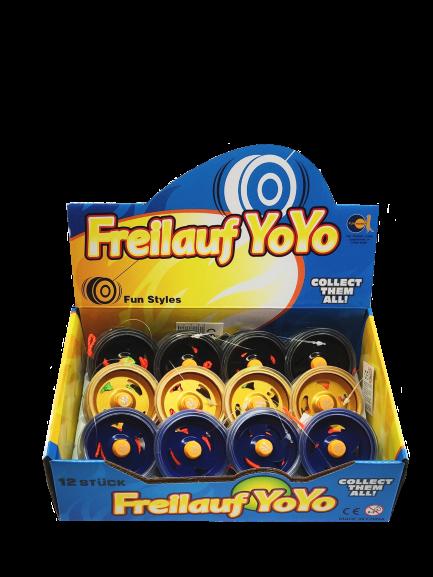 Yo Yo Freilauf