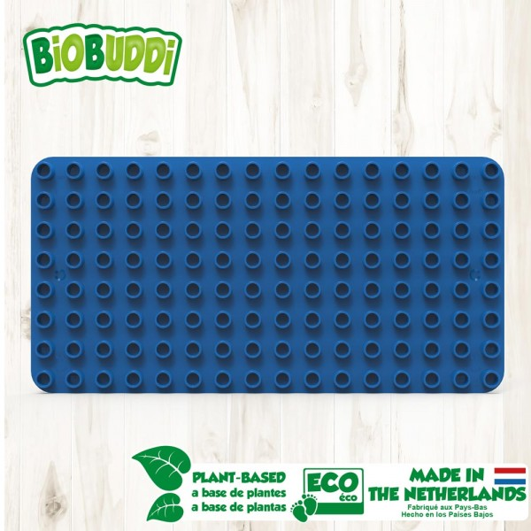 Basic Platte blau / Educational base plate blue