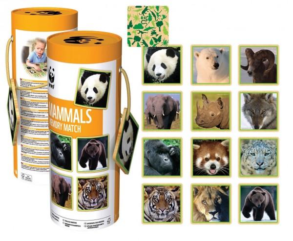 WWF MEMO - Tierfamilien