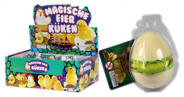 """Magische Eier """" Küken"""""""