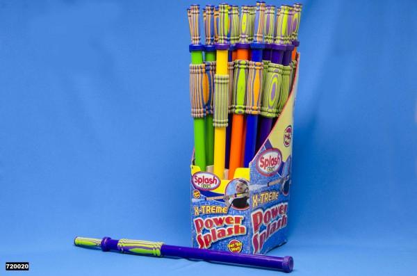 Wasserspritze 4-farbig 80 cm
