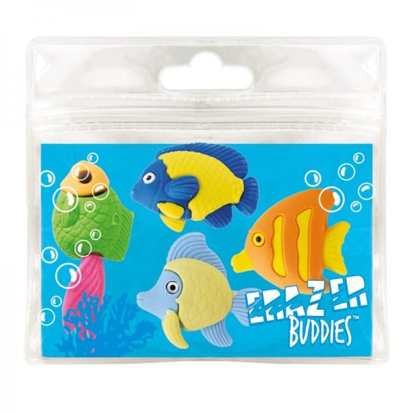 Radiergummi Minis - Eraser Buddies - Fische