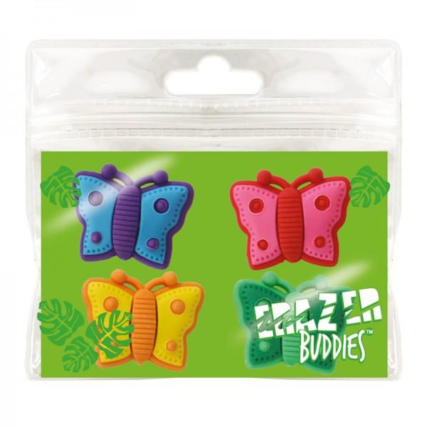 Radiergummi Minis - Erazer Buddies - Schmetterlinge
