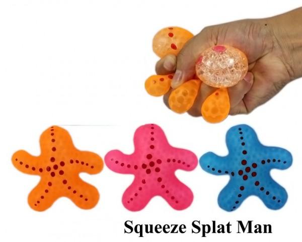 Squeeze Splat Man
