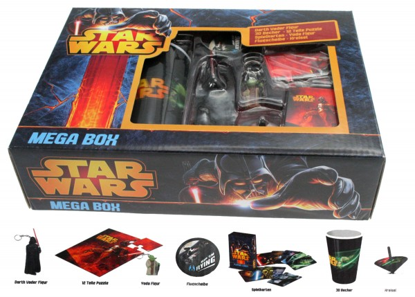 STAR WARS Mega Set