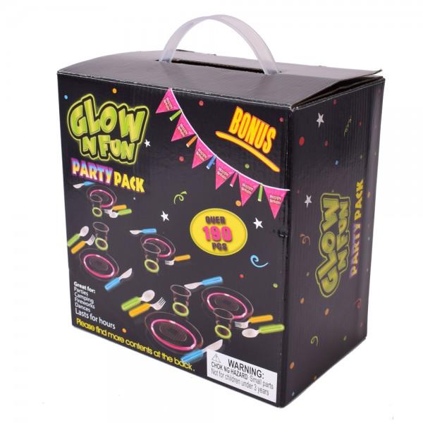 Neon Party-Set