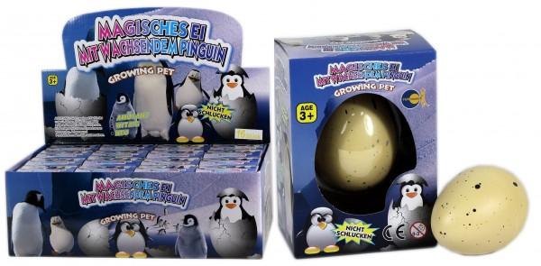 """Magische Eier """"Pinguin"""""""