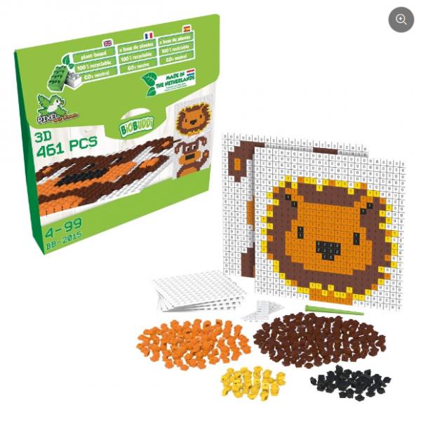 Pixel & Create Löwe und Hund - 450 Teile