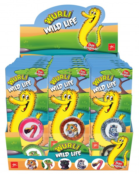Wurli Wurm® Wildlife