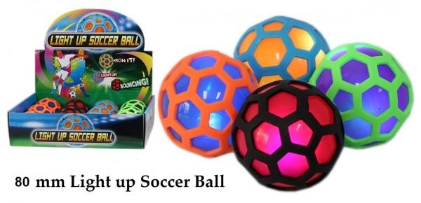 Sportball mit Licht - Ø 80 mm