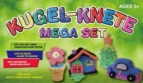 Kugelknete MEGA-Set