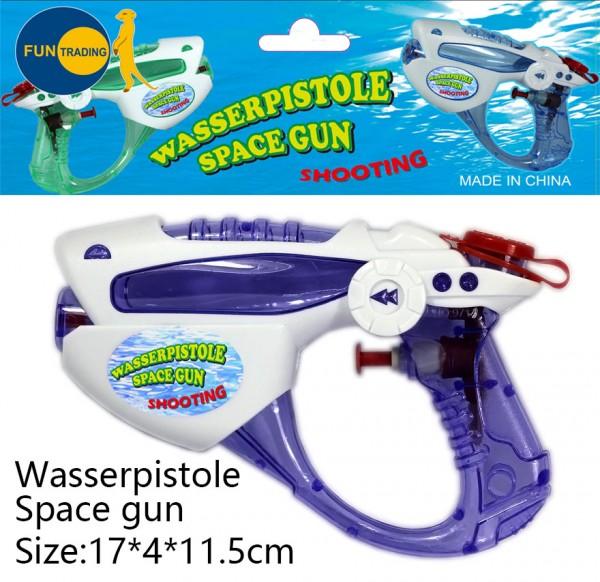 Wasserpistole space gun
