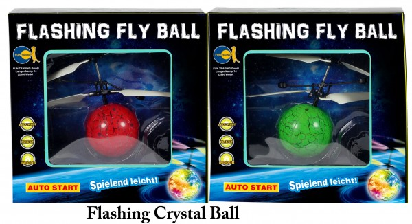 Flashing Fly Ball