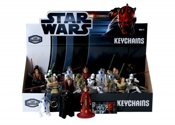 Star Wars keychain limited edition