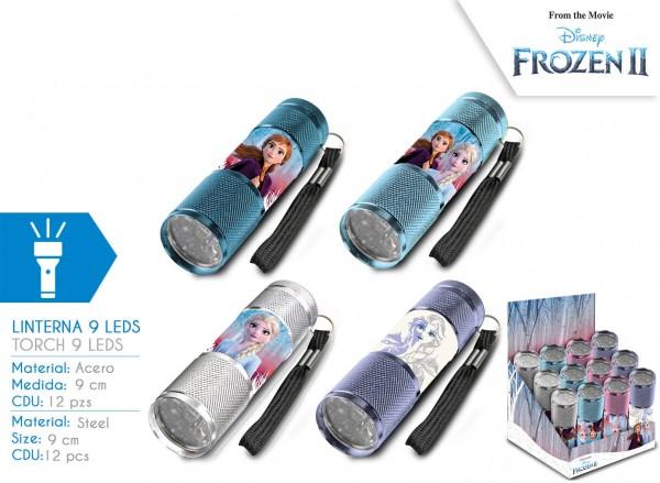 FROZEN II LED Taschenlampe