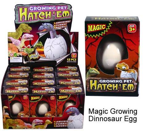 """Magische Eier """"Dino"""""""