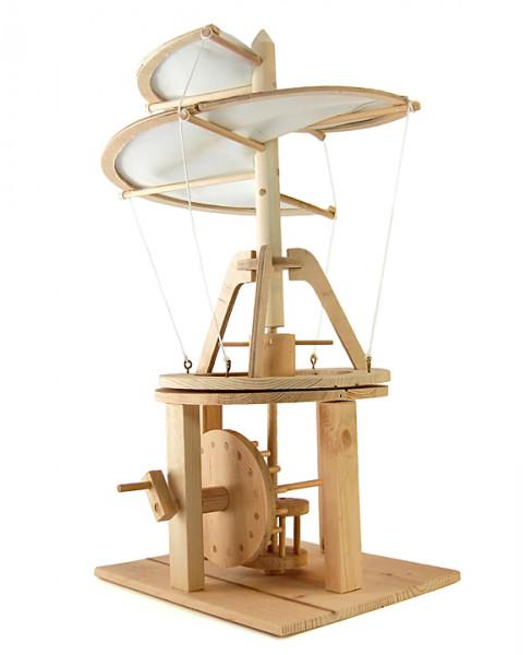 Leonardo Da Vinci - Helikopter - Holzbausatz