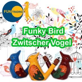 Zwitscher-Vogel Funky Bird