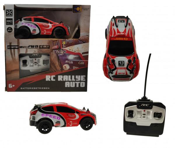 RC Rallye Auto - batteriebetrieben